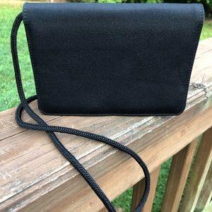 Like New Stuart Weitzman Black Evening Bag